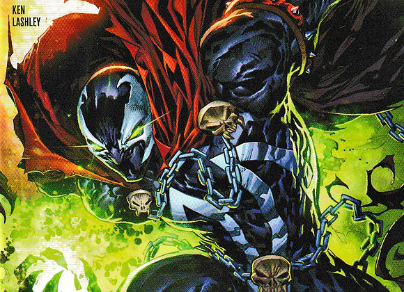 Spawn Issue/# 308 Consequence Of Sin Part 1  Image Comics - Comics