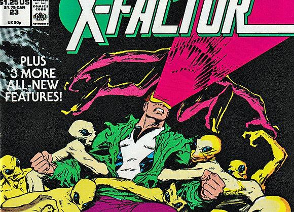 Marvel Comics Presents Cyclops Of X-Factor Issue/ # 23 Marvel Comics - Comics