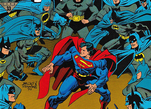 Superman The Man Of Steel Issue/ # 37 DC Comics