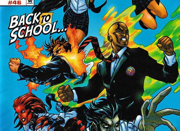 Generation X Issue/ # 46 Back To School Marvel Comics - Comics