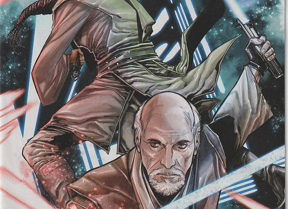 Star Wars Jedi Fallen Order: Dark Temple Issue/# 1 Marvel Comics - Comics
