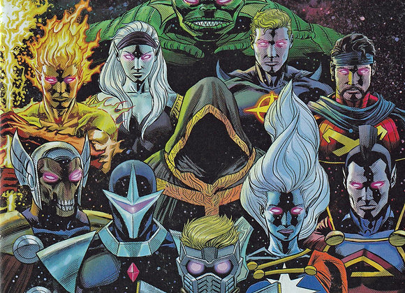 Guardians Of The Galaxy Issue/ # 9 Marvel Comics - Comics