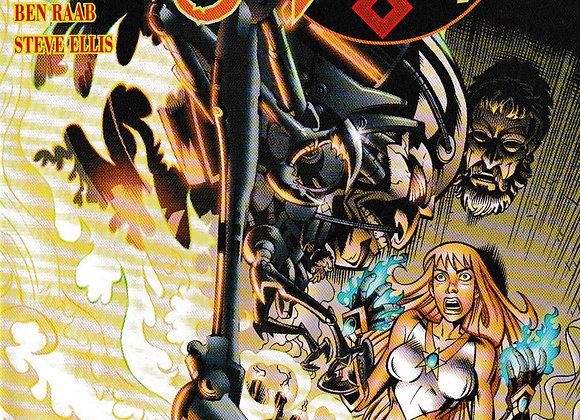 Jezebelle Issue/ # 4 Wildstorm Comics - Comics
