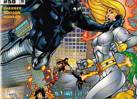Generation X Issue/ # 50 Marvel Comics - Comics
