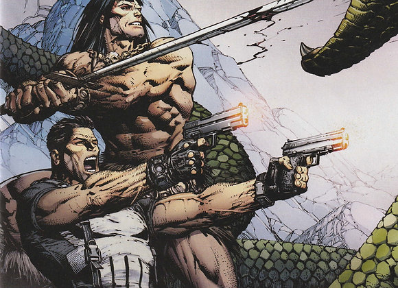 Savage Avengers Issue/ # 6 Marvel Comics - Comics