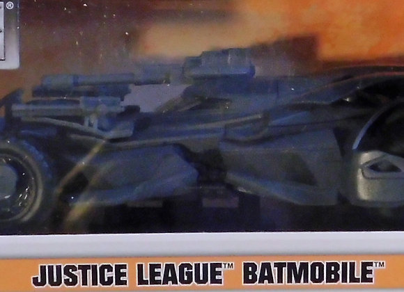 Metals 2017 Justice League 1/32 Scale Batmobile- Toys & Collectables