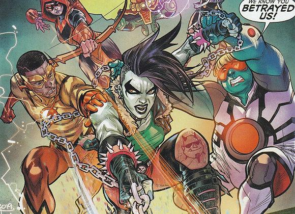 Teen Titans Issue/ #34 Stop Crush DC Comics - Comics