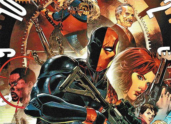 Death Stroke Rebirth Issue/ # 1 DC Comics - Comics