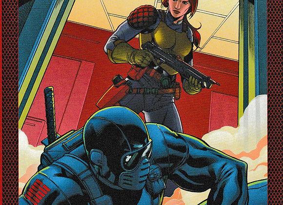 Snake Hunt GI Joe A Real  American Hero Issue/ # 268 IDW Comics - Comics