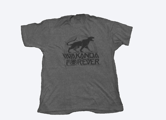 Marvel Comics Black Panther Wakanda Forever T-Shirt Marvel Universe-Accessories