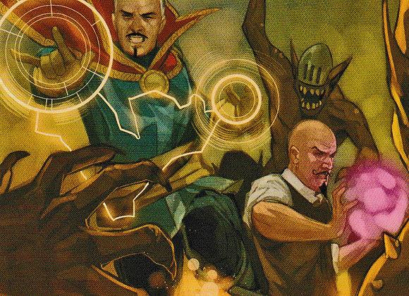 DR. Strange Surgeon Supreme Issue/ # 1 Behind The Mask - Marvel Comics - Comics