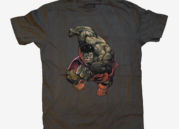 Marvel Comics Hero The Incredible Hulk Punch T-Shirt - Accessories - Toys