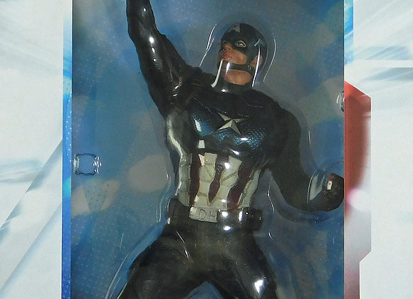 Marvel Avengers Endgame Captain America with Hammer PVC Figure  - Collectable -