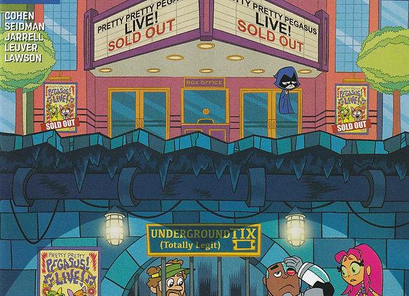 Teen Titans GO! Issue/ # 36 DC Comics - Comics