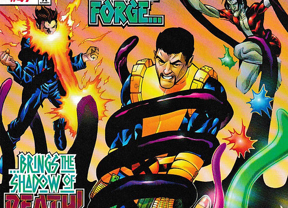 Generation X Issue/ # 47 Marvel Comics - Comics