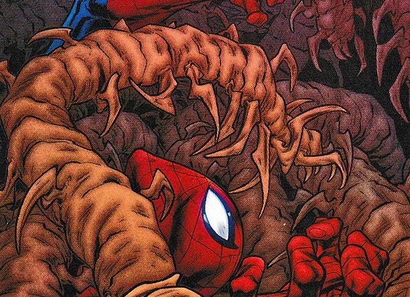 The Amazing Spider-Man Beware The Rising Issue/ # 44 Marvel Comics - Comics