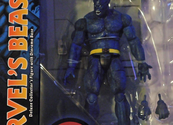 Diamonds Marvel Select X-Men Beast Action Figure - Collectables & Toys