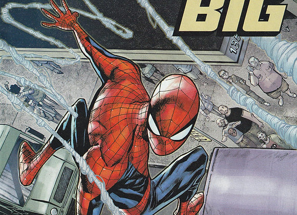 The Amazing Spider-Man Going Big Issue/ # 1 Variant Cover Marvel Comics - Comics
