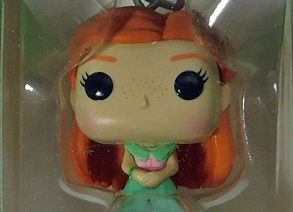 Funko Pocket POP Harry Potter: Ginny Weasley -Yule Ball- Keychain - Collectables
