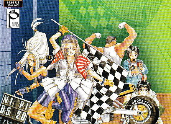 Oh My Goddess! The Secret Of Speed Part 10 # 2 Manga Dark Horse Comics - Comics
