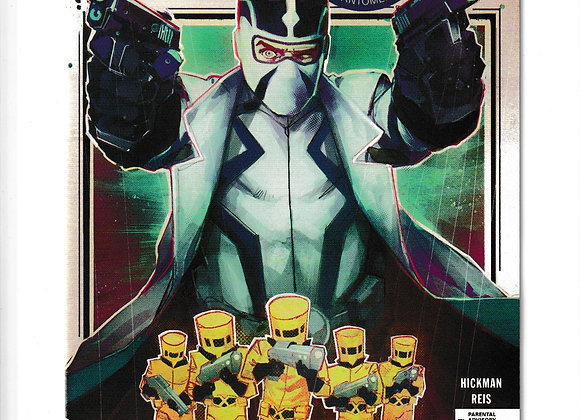 GIANT - SIZE X-Men Fantomex Issue/ # 1 The World Marvel Comics - Comics