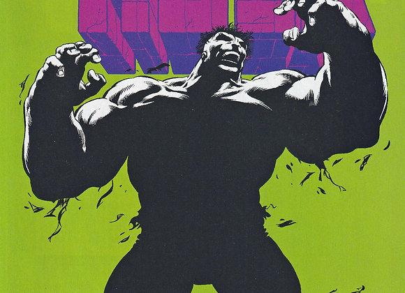 The New Incredible Hulk Issue/ # 1 Professor Hulk True Believers Marvel Comics