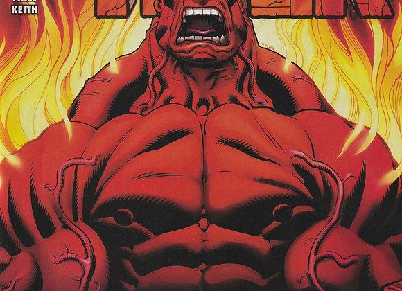 True Believers Red Hulk Issue/ # 1 Hulk Marvel Comics - Comics