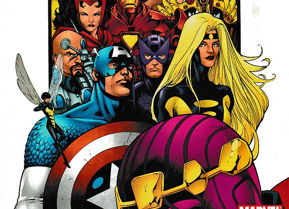 Avengers V.S Thunderbolts Issue/ # 1 The Cause Of Justice Marvel Comics -Comics