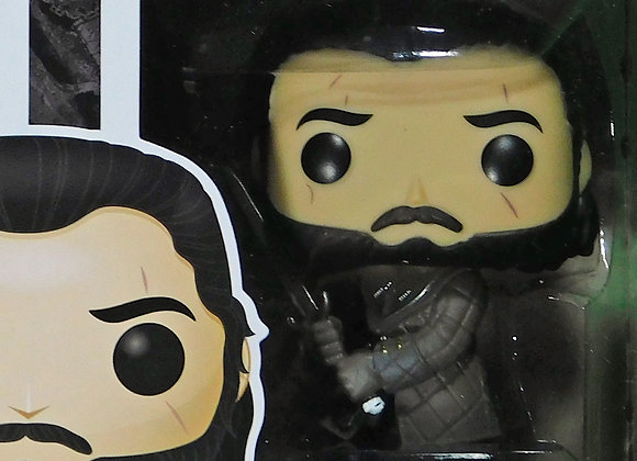 Funko POP TV Game Of Thrones Jon Snow GOT Figure 80  - Collectables - Toys