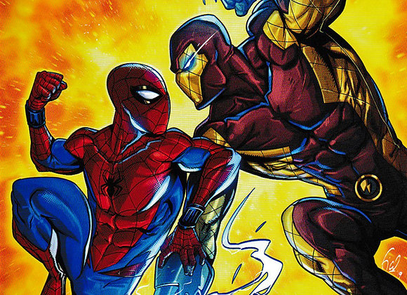 Spider-Man Issue/ # 3 (2020) IDW/ Marvel Action Comics - Comics