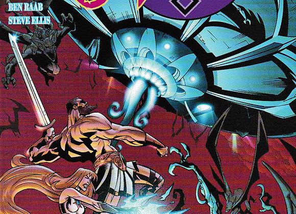 Jezebelle Issue/ # 5 Wildstorm Comics - Comics