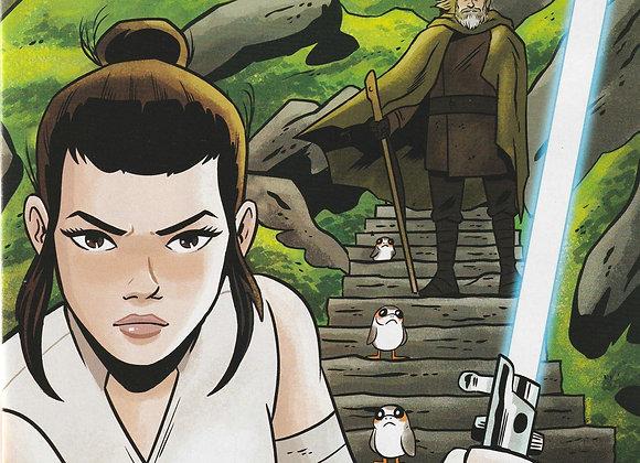 Star Wars Adventures Issue/ # 26 Cover A IDW Comics - Comics