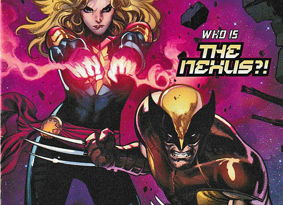 Captain Marvel Issue/ # 17 Who Is The Nexus Marvel Comics - Comics