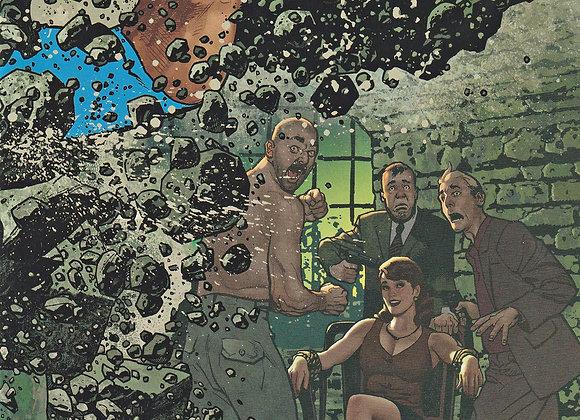 Superman Issue/ # 15 Variant Cover DC Comics -Comics