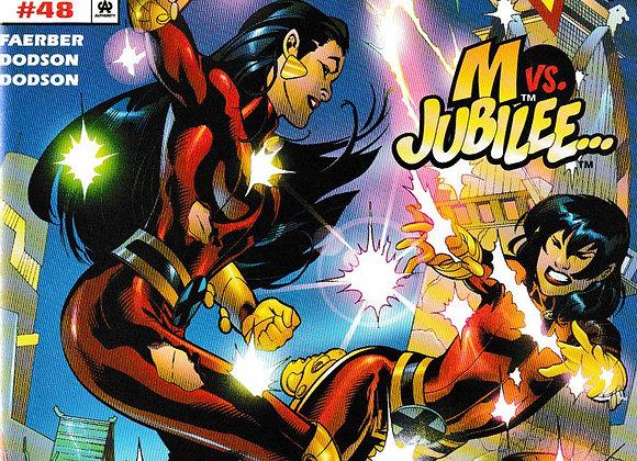 Generation X Issue/ # 48 Marvel Comics - Comics