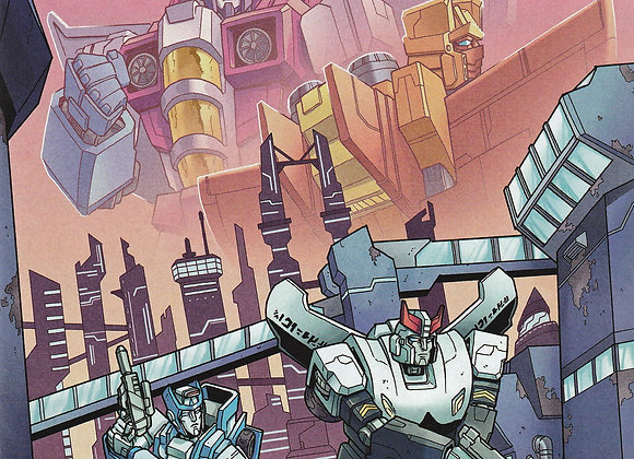 Transformers Issue/ # 13 A Bold New Era IDW Comics - Comics - Collectables