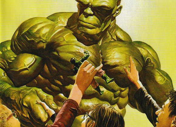 The Immortal Hulk Issue/ # 35 Marvel Comics - Comics