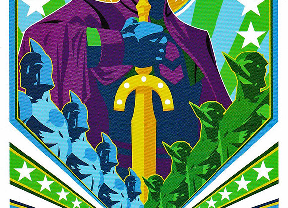 Avengers/ Fantastic Four Empyre Issue/ # 3 Variant Cover Marvel Comics - Comics