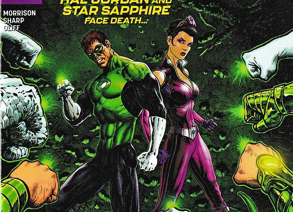 Green Lantern Issue/ # 11  Beware My Power: Unknown Worlds DC Universe - Comics