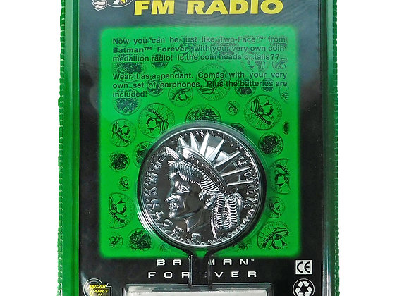 Two Face Coin FM Radio