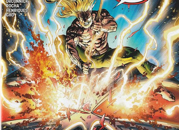 Aquaman Issue/ # 52 I'v Had Enough DC Comics - Comics