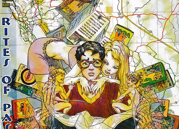 The Book Of Magic Issue/ # 28 Vertigo/ DC Comics
