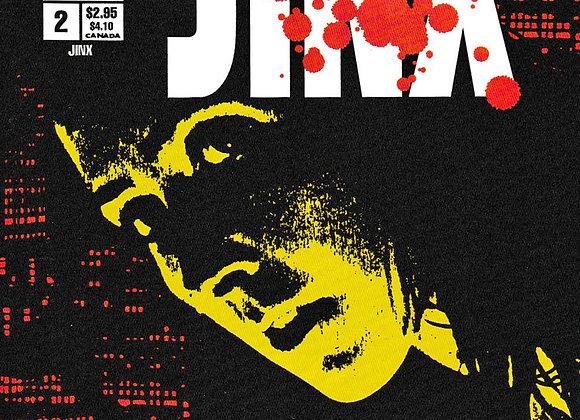 Jinx Issue/ # 2 Image Comics - Comics