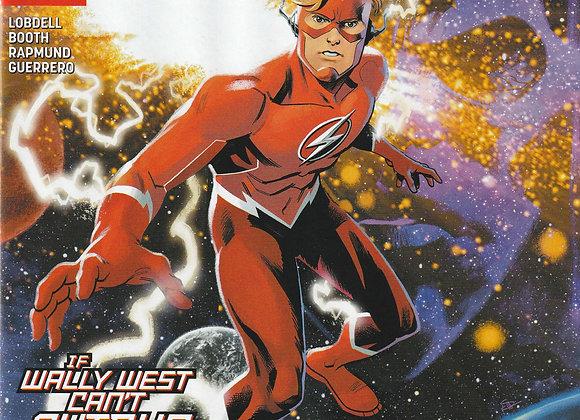 Flash Forward Issue/ 1 The Future Is Doomed DC Universe Comics - Comics