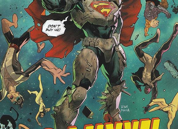 The Terrifics Issue/ # 20Don't Buy ME DC Comics - Comics