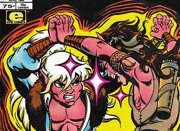 Elf Quest Vol 2 Issue/ # 9 Marvel Comics - Comics
