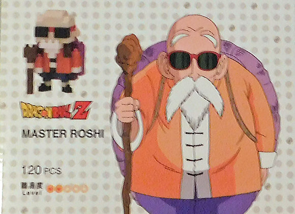 DBZ Nanoblock Master Roshi