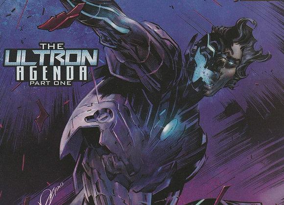 Tony Stark Iron Man Issue/ # 16 The Ultron Agenda Part 1 Marvel Comics - Comics