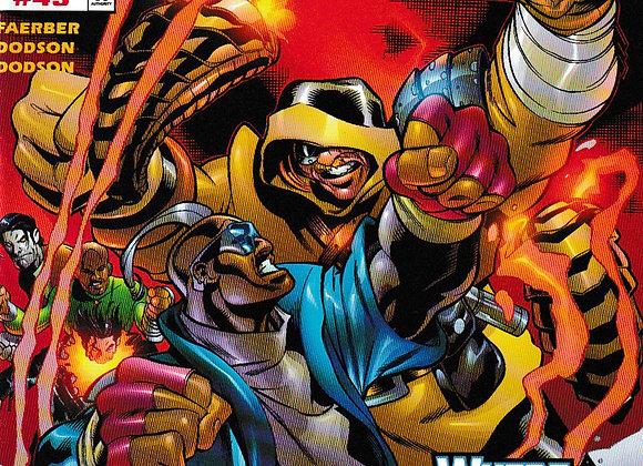 Generation X Issue/ # 49 Marvel Comics - Comics