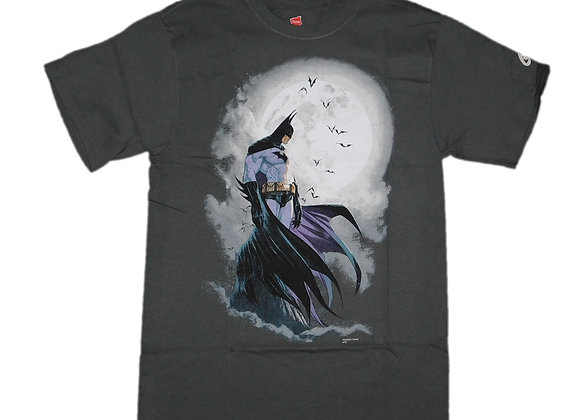DC Comics Batman T-Shirt - Batman Moon - Accessories & Collectables